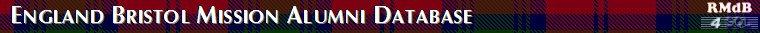 RMdB Missionary Alumni Database