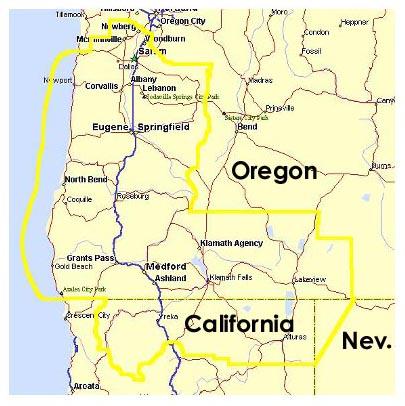 Map Eugene Oregon Oregon Eugene | Mission Map Map Eugene Oregon